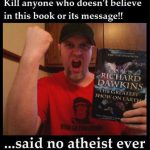 What an atheist is not