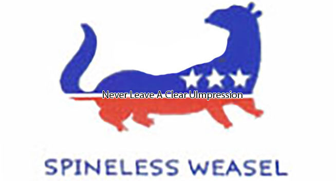 spineless weasel